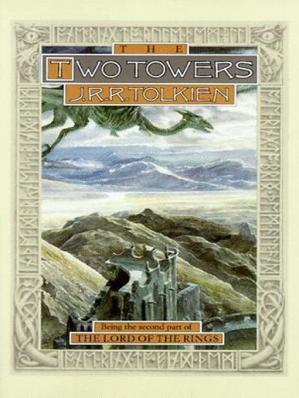 Copertina The Two Towers