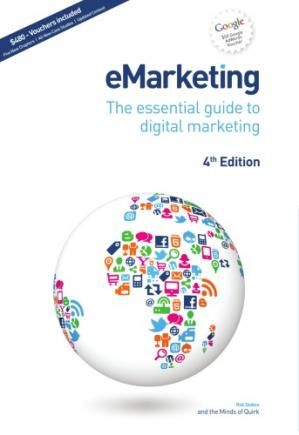 表紙 Emarketing: The Essential Guide to Digital Marketing