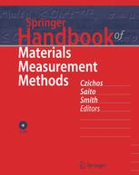 Copertina Springer Handbook of Materials Measurement Methods