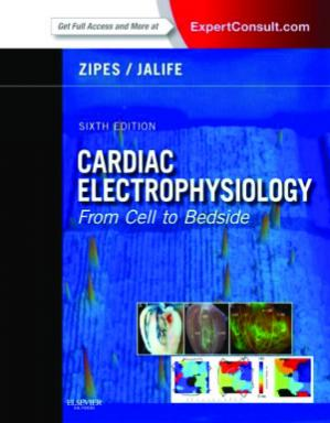 Sampul buku Cardiac Electrophysiology From Cell to Bedside. Part 1
