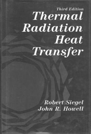 Обложка книги Thermal radiation heat transfer