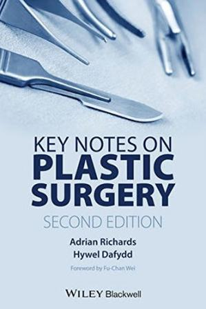 Book cover Key Notes on Plastic Surgery
