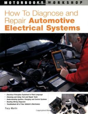 Book cover How to Diagnose and Repair Automotive Electrical Systems