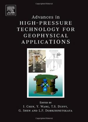 Book cover Advances in High-Pressure Techniques for Geophysical Applications