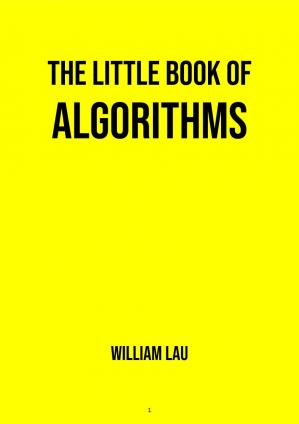 Book cover The Little Book of Algorithms