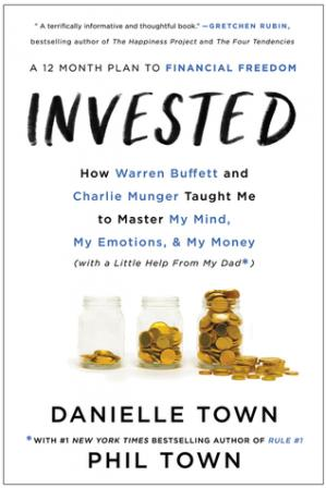 Couverture du livre Invested: How Warren Buffett and Charlie Munger Taught Me to Master My Mind, My Emotions, and My Money (with a Little Help from My Dad)