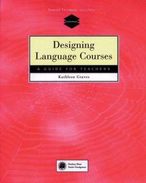 Book cover Designing Language Courses: A Guide for Teachers