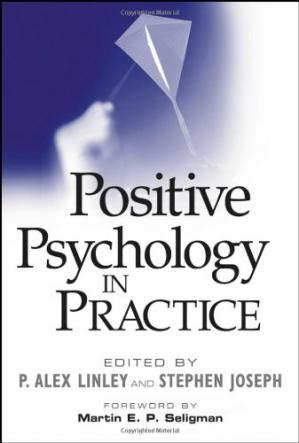 Copertina Positive psychology in practice