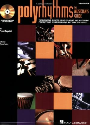 Book cover Polyrhythms: the musician's guide