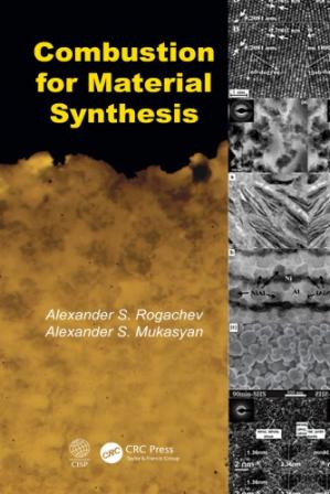 Book cover Combustion for Material Synthesis