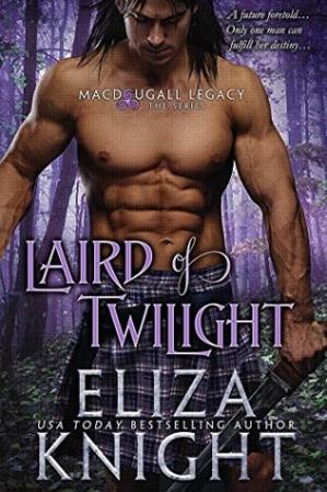 Book cover Laird of Twilight