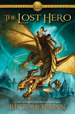 Book cover The Lost Hero