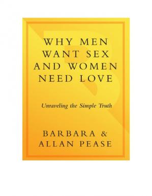Book cover Why Men Want Sex and Women Need Love