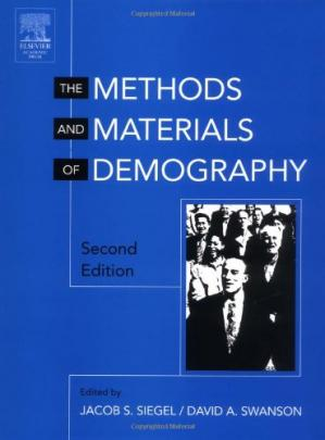 Book cover The Methods and Materials of Demography, Second Edition
