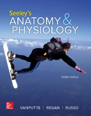 Book cover Seeley's Anatomy & Physiology