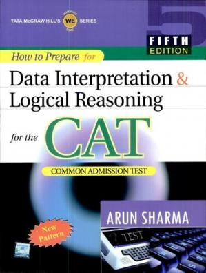Book cover How To Prepare For Data Interpretation and Logical Reasoning For CAT