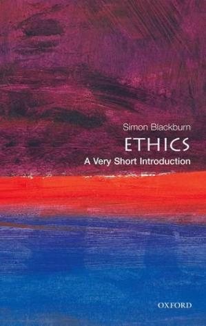 Book cover Ethics: A Very Short Introduction