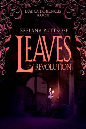 Book cover Leaves of Revolution