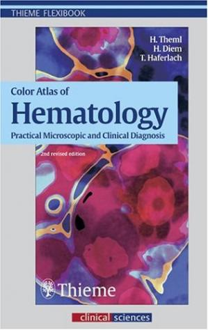 Գրքի կազմ Color Atlas of Hematology - Practical and Clinical Diagnosis
