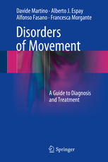 Обкладинка книги Disorders of Movement: A Guide to Diagnosis and Treatment