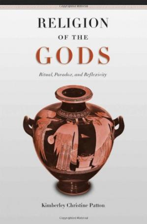 Book cover Religion of the Gods: Ritual, Paradox, and Reflexivity