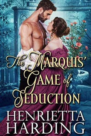 Book cover The Marquis' Game of Seduction