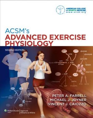 Copertina ACSM's Advanced Exercise Physiology (American College of Sports Med)