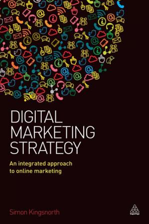 Sampul buku Digital Marketing Strategy: An Integrated Approach to Online Marketing