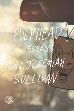 Book cover Pulphead: Essays