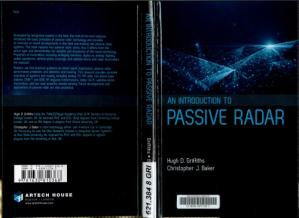 Book cover An Introduction to Passive Radar