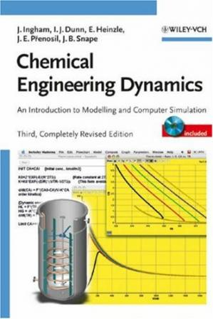 غلاف الكتاب Chemical Engineering Dynamics: An Introduction to Modelling and Computer Simulation