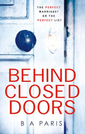 Book cover Behind Closed Doors