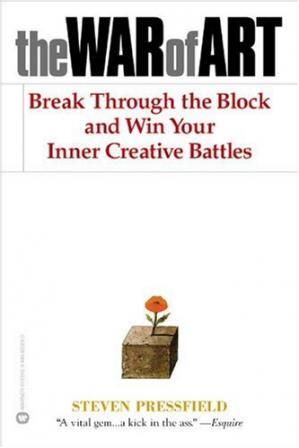 Обложка книги The War of Art: Break Through the Blocks and Win Your Inner Creative Battles