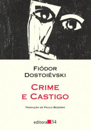 Book cover Crime e Castigo