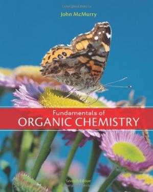 Book cover Fundamentals of Organic Chemistry, 7th Edition