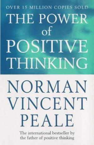 Book cover The Power of Positive Thinking
