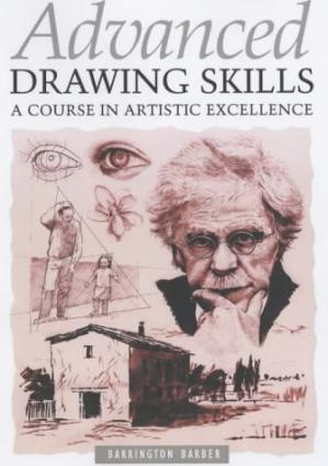 Обложка книги Advanced Drawing Skills: A Course in Artistic Excellence