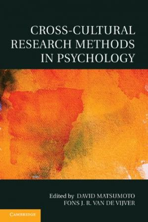 Book cover Cross-Cultural Research Methods in Psychology