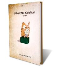 Book cover Drawing Origami Tome 1