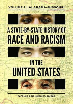 Book cover A State-By-State History of Race and Racism in the United States