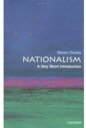 Book cover Nationalism: A Very Short Introduction