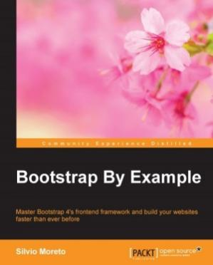 Book cover Bootstrap By Example