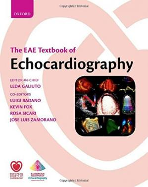 Portada del libro The EAE Textbook of Echocardiography Online