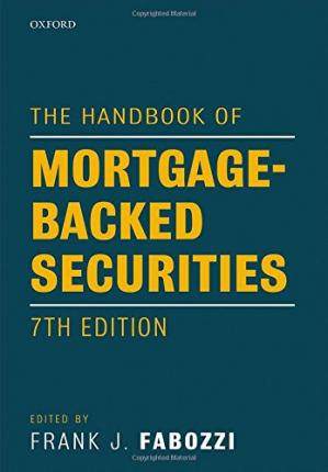 Book cover The Handbook of Mortgage-Backed Securities