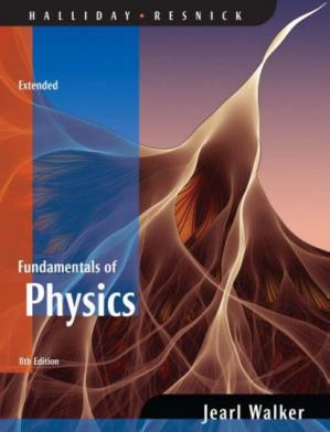 Book cover Fundamentals of Physics Extended   Edition 8