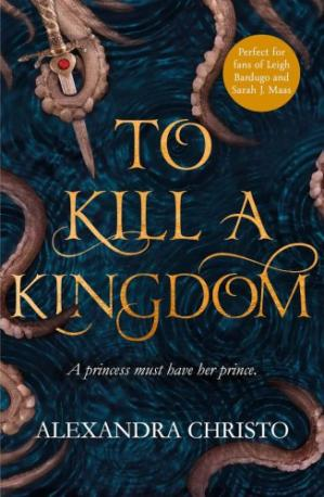 Buchdeckel To Kill a Kingdom