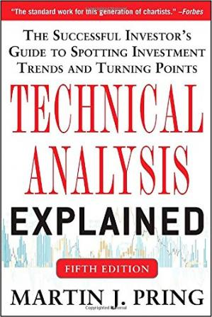 Copertina Technical Analysis Explained: The Successful Investor's Guide to Spotting Investment Trends and Turning Points