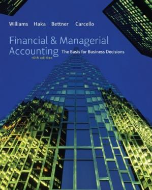 Copertina Financial & Managerial Accounting