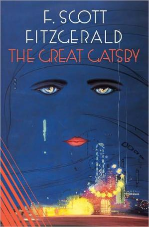 Book cover The Great Gatsby