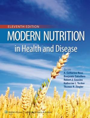 Book cover Modern Nutrition in Health and Disease